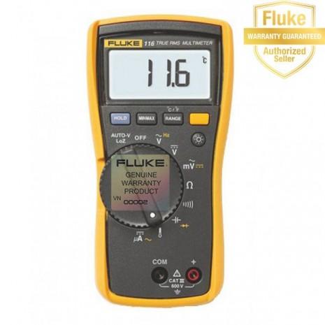 Đồng hồ đo điện đa năng Fluke 116