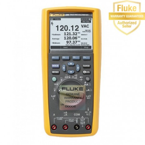 Đồng hồ đo điện đa năng Fluke 289