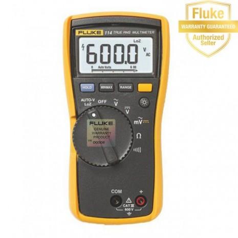 Đồng hồ đo điện đa năng Fluke 114