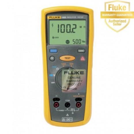 Dụng cụ đo điện trở cách điện Fluke 1503