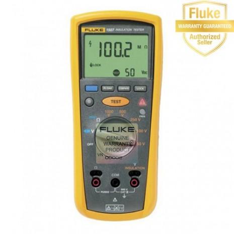 Dụng cụ đo điện trở cách điện Fluke 1507