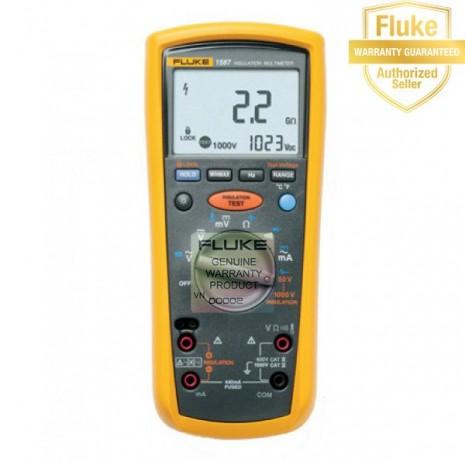 Đồng hồ đo điện đa năng Fluke 1587