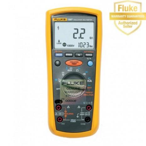 Dụng cụ đo điện trở cách điện Fluke 1587
