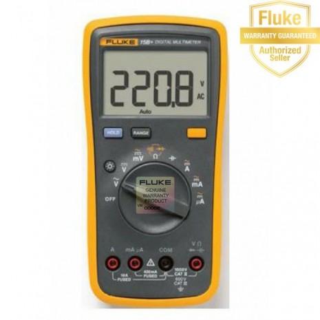 Đồng hồ đo điện đa năng Fluke 15B+