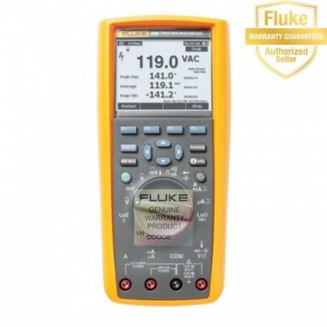 Đồng hồ đo điện đa năng Fluke 289/FVF