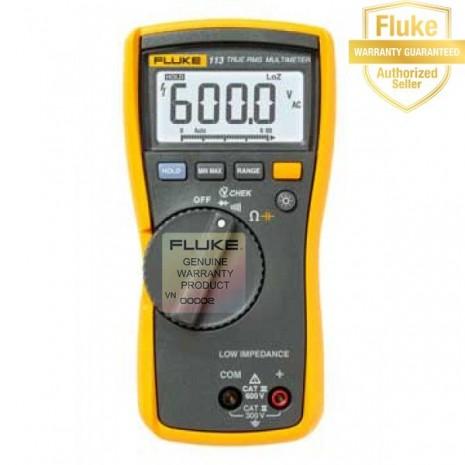 Đồng hồ đo điện đa năng Fluke 113