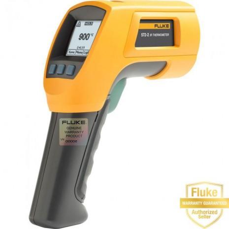 Dụng cụ đo nhiệt độ bằng tia hồng ngoại Fluke 572-2
