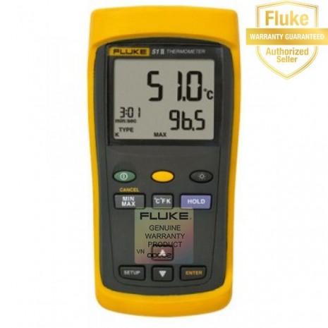 Thiết bị đo nhiệt độ cao Fluke 51 II
