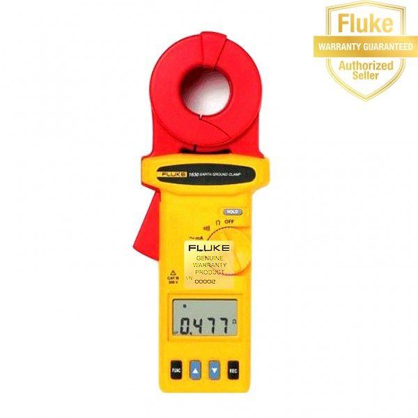 Ampe kìm hiện số điện tử AC ampe Fluke 1630