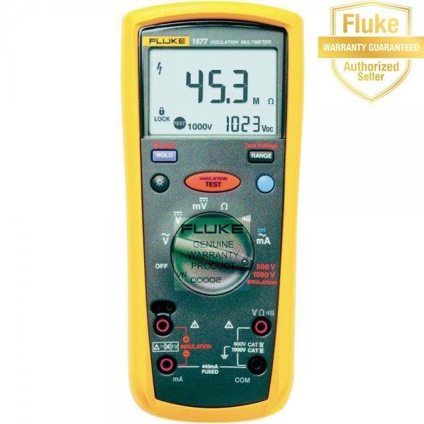 Đồng hồ đo điện đa năng Fluke 1577