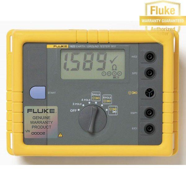 Dụng cụ đo điện trở đất Fluke 1623