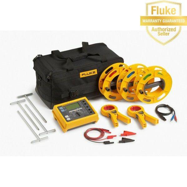 Dụng cụ đo điện trở đất Fluke 1623-2 Kit