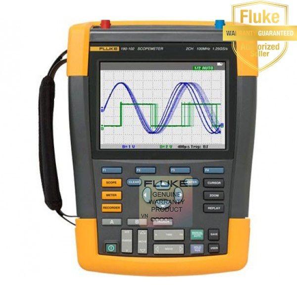 Máy hiện sóng Fluke 190-102