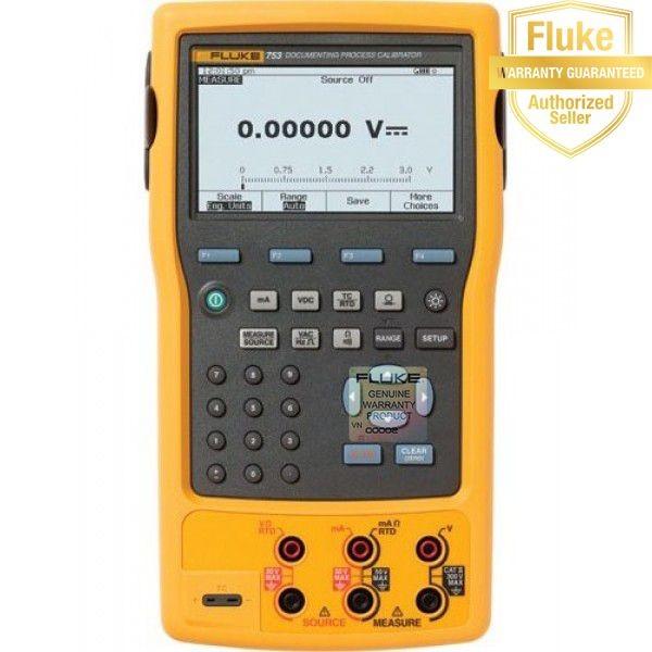 Máy cân chỉnh đa năng Fluke 753