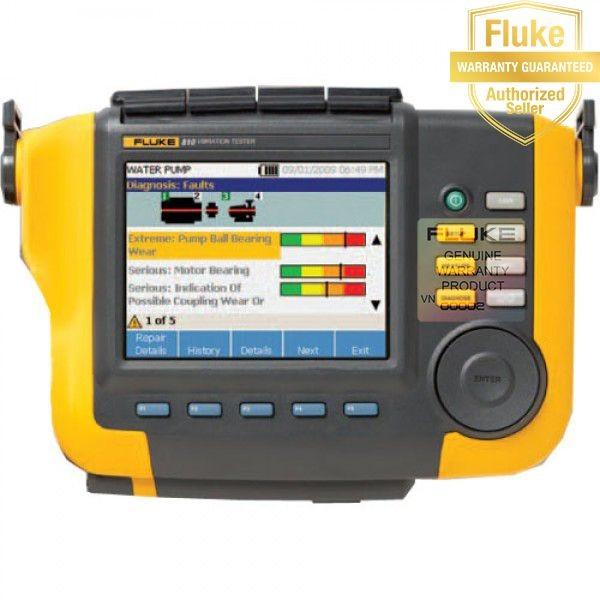Máy đo độ rung Fluke 810