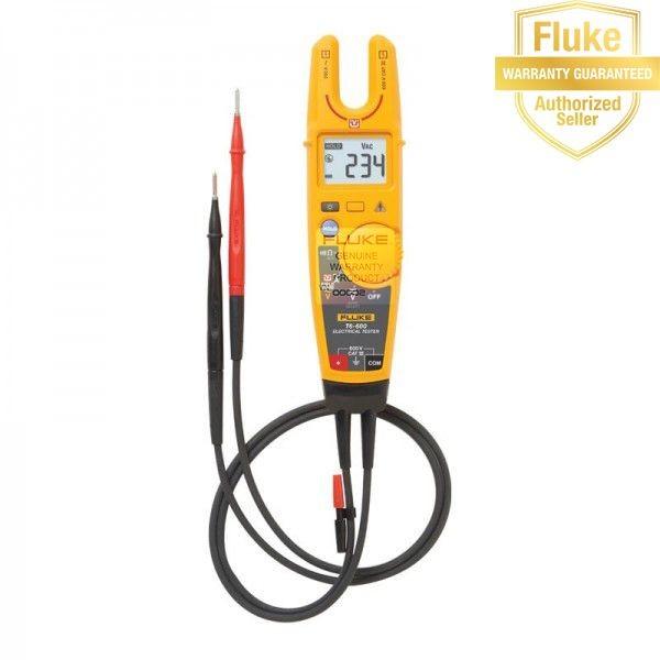 Ampe kìm hiển thị số điện tử AC ampe Fluke T6-600