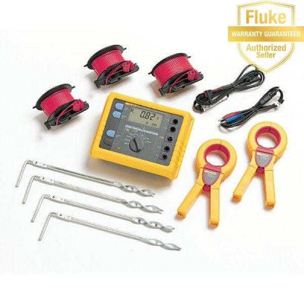 Dụng cụ đo điện trở đất Fluke 1625/Kit