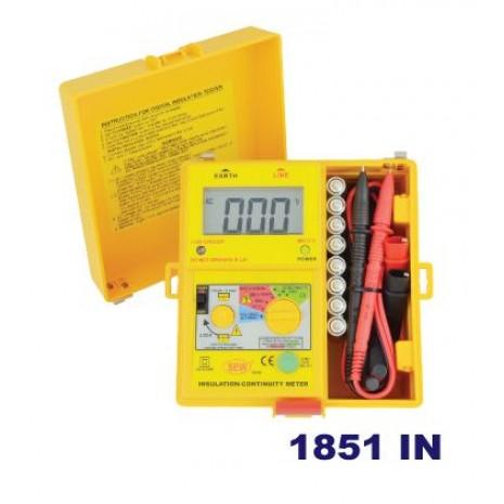 Thiết bị đo điện trơ cách điện hiện số 1851IN