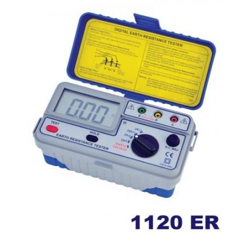 Thiết bị đo điện trở đất hiện số điện tử 1120ER