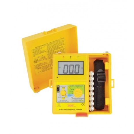 Thiết bị đo điện trở đất hiện số điện tử 1820ER