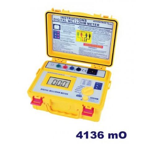 Thiết bị đo điện trở thấp 4136mO