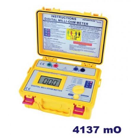 Thiế bị đo điện trở thấp 4137mO