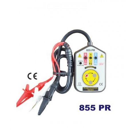 thiết bị phát hiện thứ tự pha 855PR
