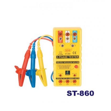 Thiết bị phát hiện trình tự pha  ST-860