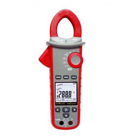 Ampe kìm hiện số AC/DC APPA 155/155B Bluetooth