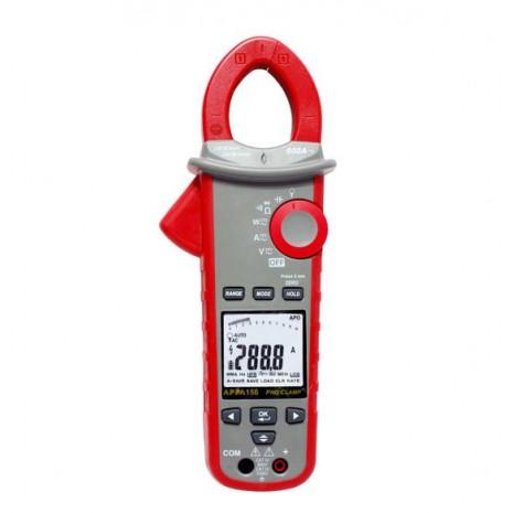 Ampe kìm hiện số AC/DC APPA 156/156B Bluetooth