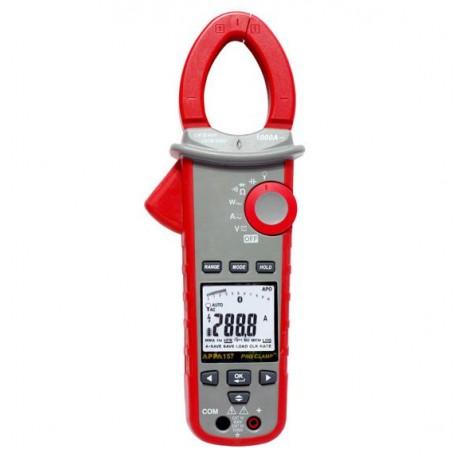 Ampe kìm hiện số AC/DC APPA 157/157B Bluetooth