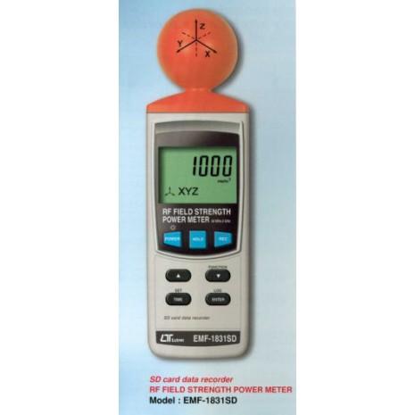 Máy đo điện từ trường EMF-11831SD, Data Recorder