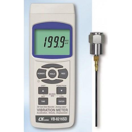 Máy đo độ rung LUTRON VB-8216SD