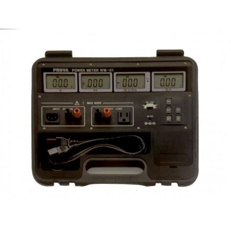 Thiết bị phân tích chất lượng điện Prova WM-01