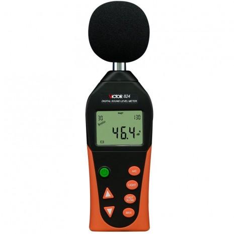 Thiết bị đo âm thanh Victor 824