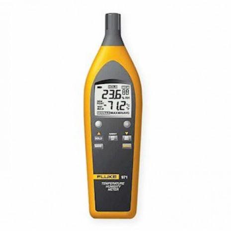Dụng cụ đo áp suất, lưu lượng gió Fluke 971