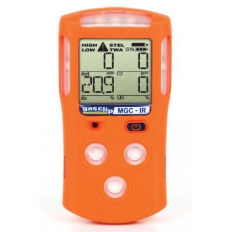 Máy đo và phát hiện khí O2, CO, H2S, khí cháy GAS CLIP MGC-IR (GAS CLIP/w IR)