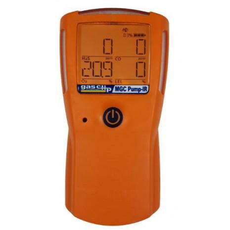 Máy đo và phát hiện khí O2, CO, H2S, khí cháy MGC Pump-IR (GAS CLIP/w IR-Pump)