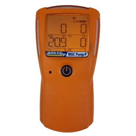 Máy đo và phát hiện khí O2, CO, H2S, khí cháy GAS CLIP MGC-IR (GAS CLIP/w PELL-Pump)