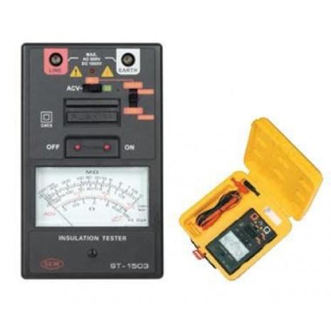 Thiết bị đo điện trở cách điện hiện kim ST 1503