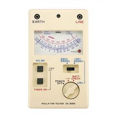Thiết bị đo điện trở cách điện hiên kim SK 3000