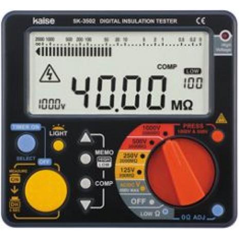 Thiết bị đo điện trở cách điện hiên số SK 3502