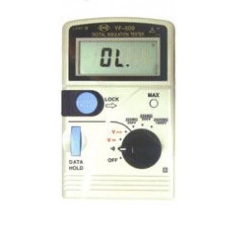 Thiết bị đo điện trở cách điện hiên số TENMARS YF 509