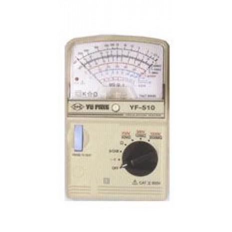 Thiết bị đo điện trở cách điện hiện kim TENMARS YF 510