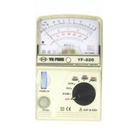Thiết bị đo điện trở cách điện hiện kim TENMARS YF 520