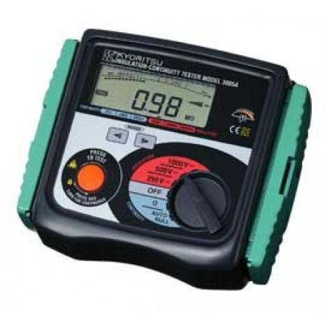 Thiết bị đo điện trở cách điện hiện số KYORITSU 3005A