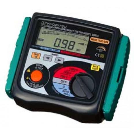 Thiết bị đo điện trở cách điện hiện số KYORITSU 3007A