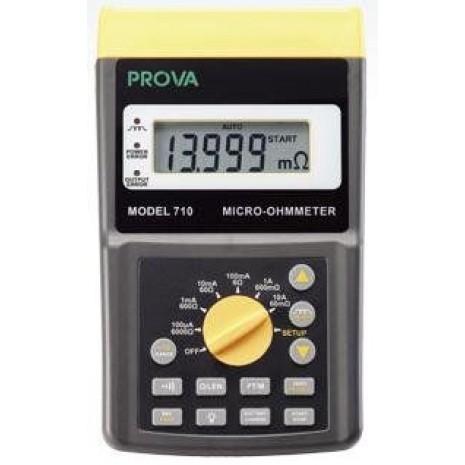 Thiết bị đo điện trơ thấp PROVA model 710