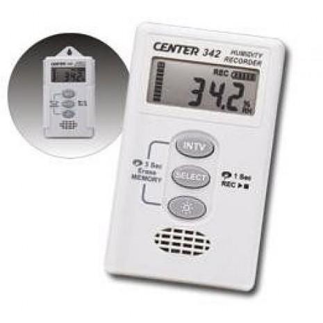 Thiết bị đo môi trường CENTER 342