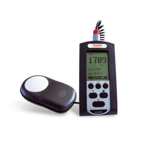 Máy đo cường độ ánh sáng KIMO model LX 200